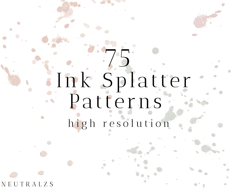 Paint Splash Paint Splatter Paint Splatter Clip Art Splash Etsy Paint Splash Ink Splatter Paint Splatter