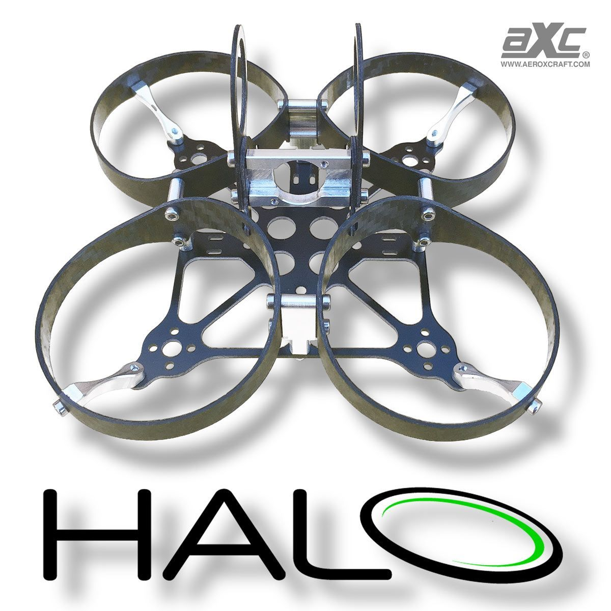 AXC Halo - Micro FPV Quad Frame AXC-Drones - Innovation with ...