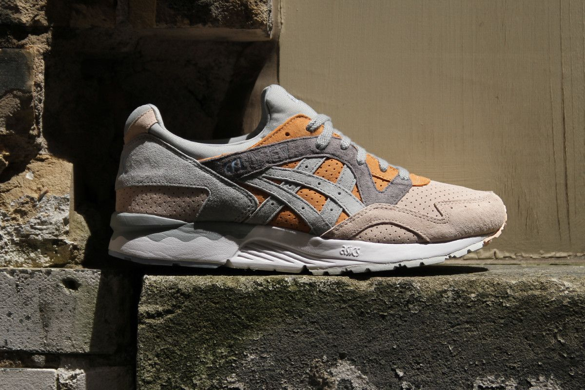 quality design 5afa6 acfec ASICS Drops Another Clean GEL-Lyte V for Summer | Sneakers ...