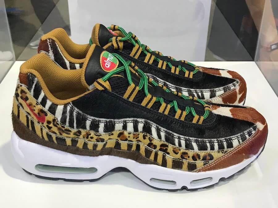 Atmos x Nike Air Max 1 Animal Pack 2.0 On Feet Sneaker