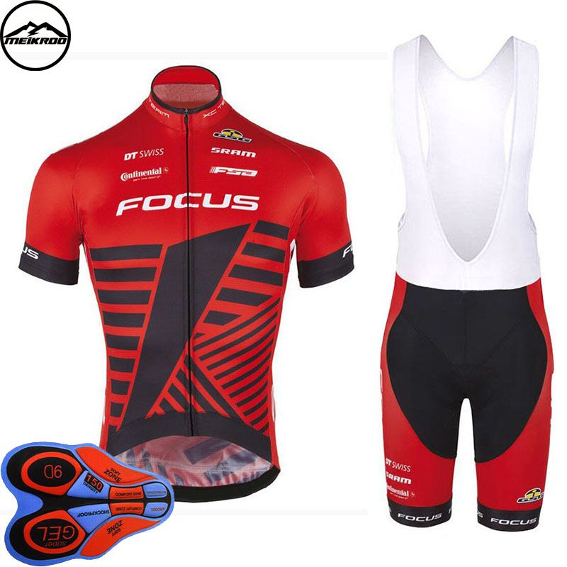 d6e9c4051 Buy Online 2018 Summer men Cycling Jersey bib shorts team Bike Short Suit cycling  clothing Ropa