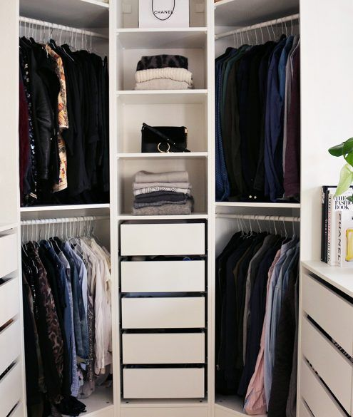 ikea pax kleiderschrank kombinationen inspirationen. Black Bedroom Furniture Sets. Home Design Ideas