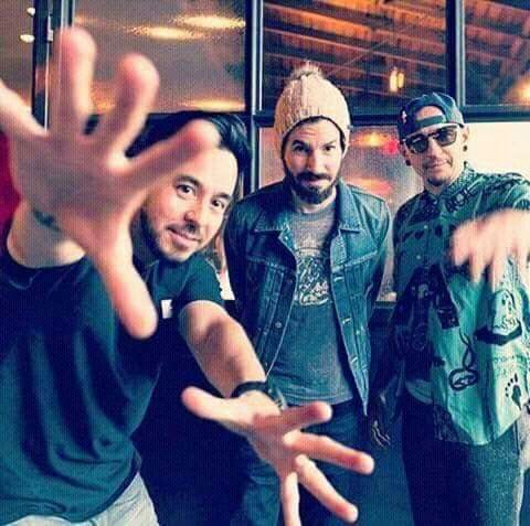 Mike,Brad,and Chester
