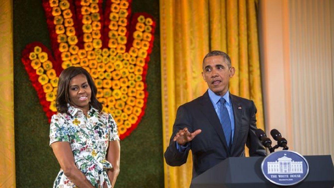 মিশেল ওবামা এই কি বললেন বারাক ওবামা কে ?| Michelle Obama Condition Brack...