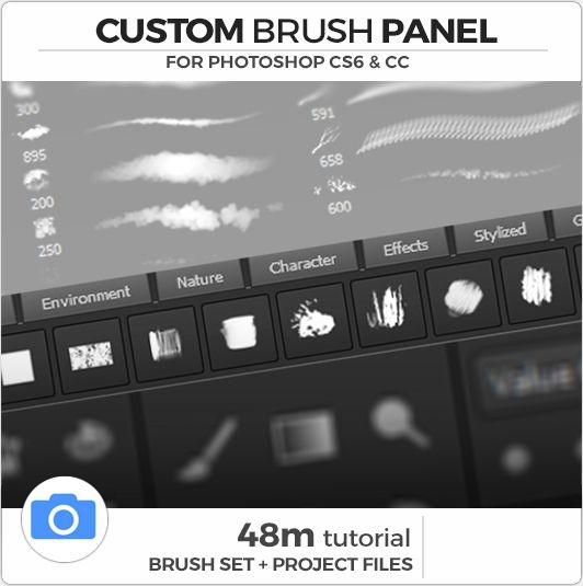 Custom Brush Panel Retouching Tutorial Reference Photos For Artists Photoshop Fail