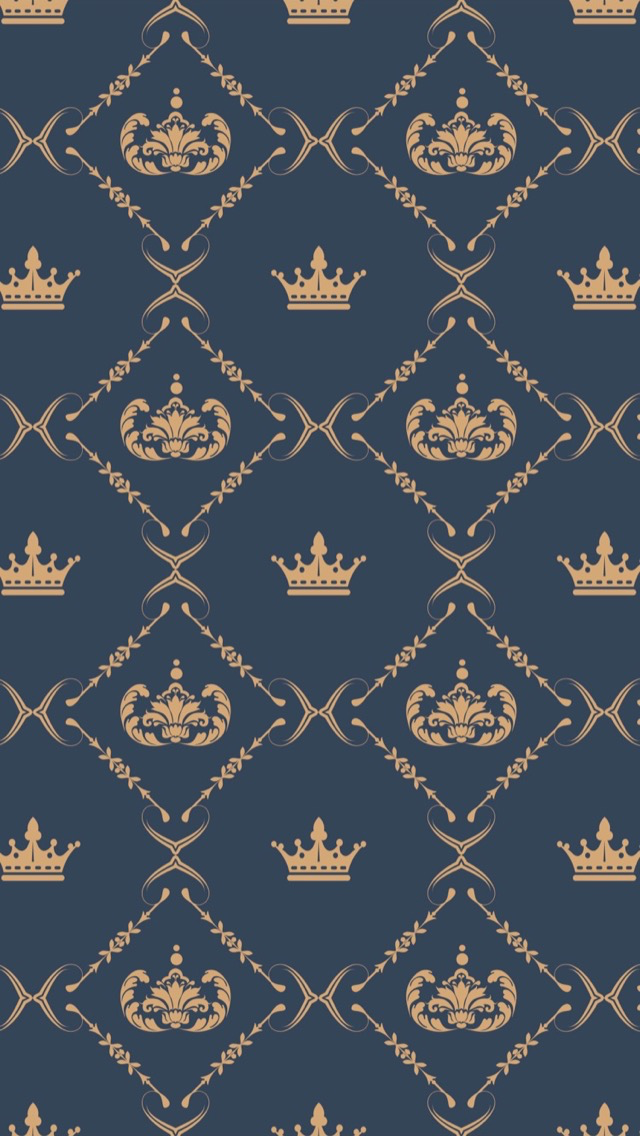 Crown Wall W Allpapyers In 2019 Royal Wallpaper Crown