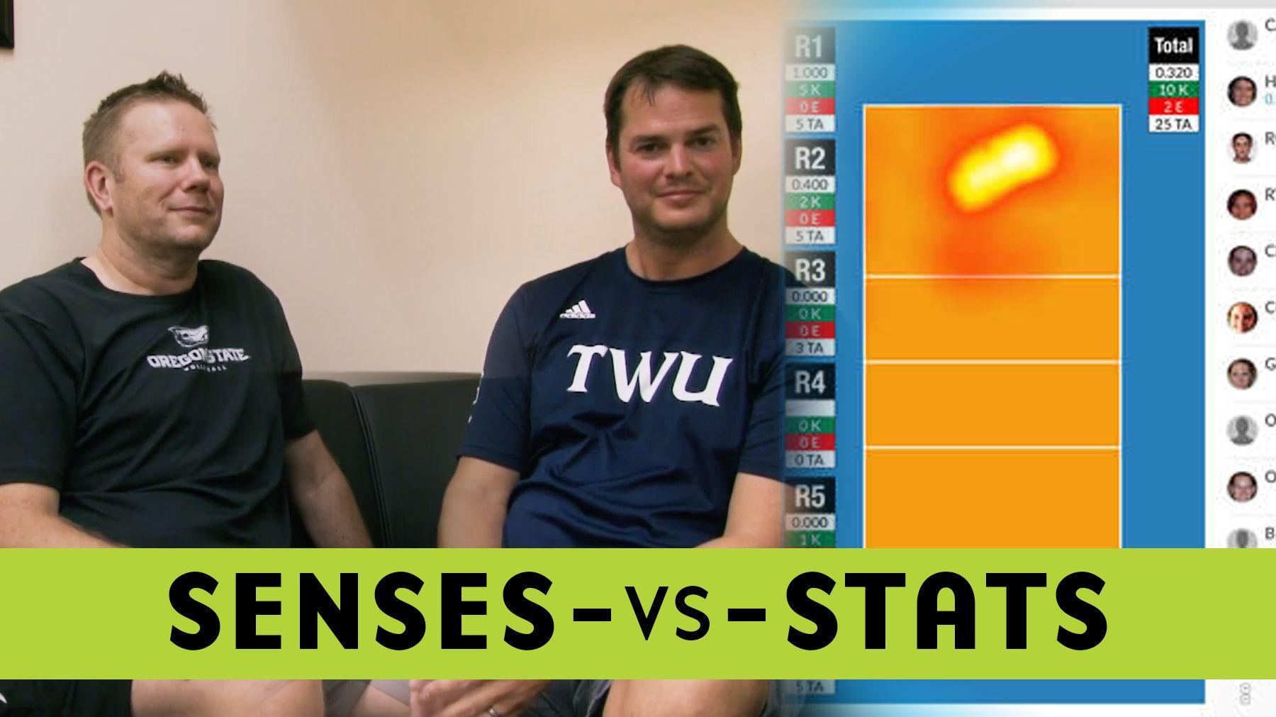 The Competitive Cauldron Senses Vs Stats The Art Of Coaching Volleyball Coaching Volleyball Coaching Senses