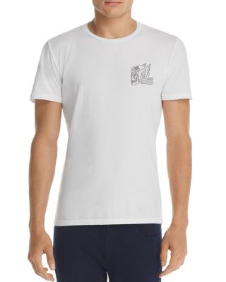 OBEY Midnight Angels Crewneck Short Sleeve Tee. #obey #cloth #