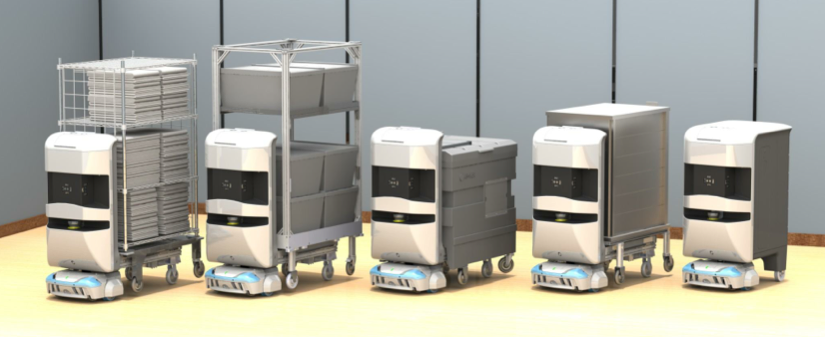 the tug robot has been created by aethon to navigate