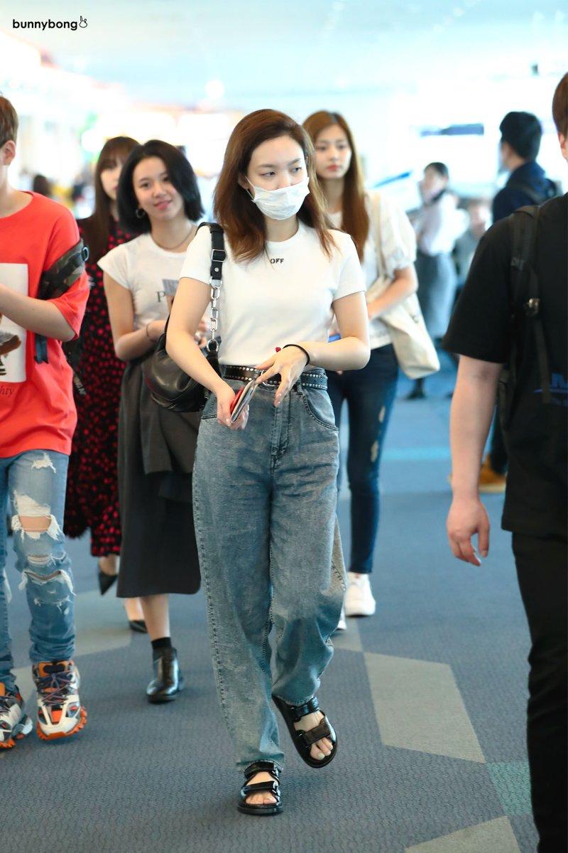 Twice Nayeon Airport Fashion Kpop Kpop Fashion Outfits Korean Airport Fashion