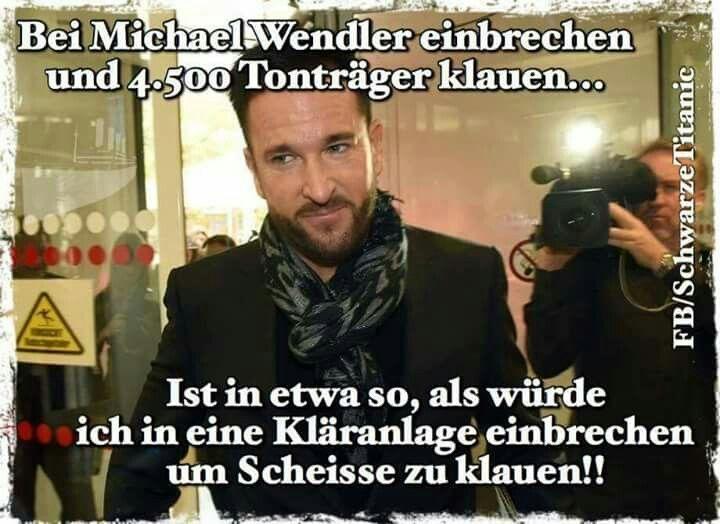 Pin Von Silvia Thaler Auf Lieblinge Der Woche Lustig Witzig Michael Wendler