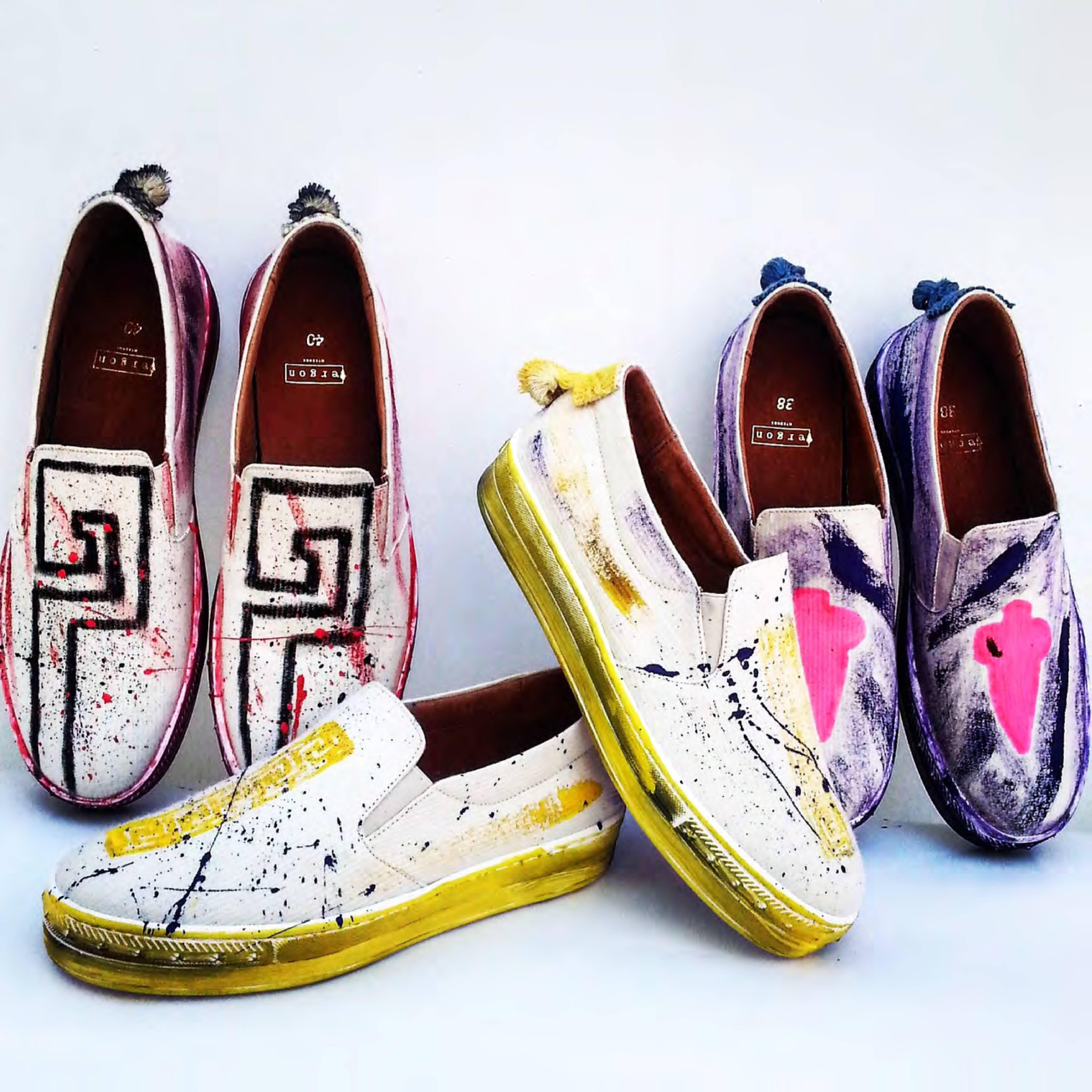 Zapatos Ergon para hombre fN1wC