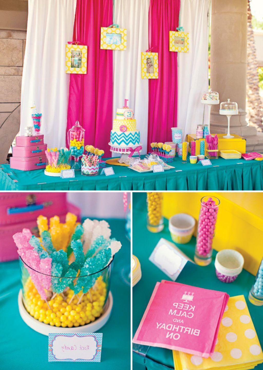 Outdoor party decorations google search stuff to buy for Birthday party crafts for 7 year olds