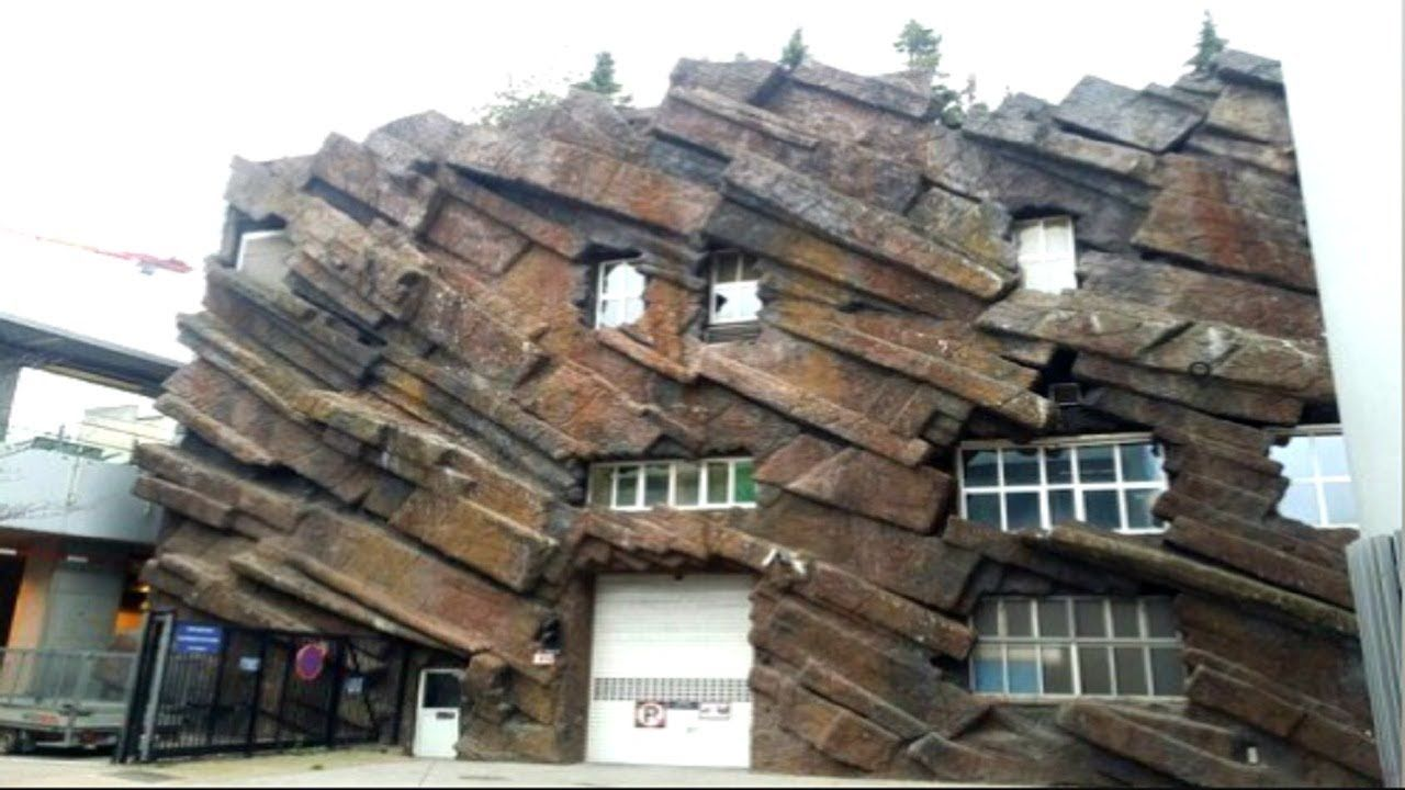 The World S Ugliest Houses That People Actually Live In Youtube Building Architecture Amazing Architecture