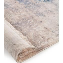 Photo of benuta trends carpet Safira beige / blue 200×285 cm – vintage carpet in Used-Lookbenuta.de