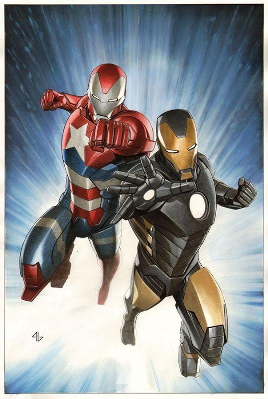 Iron Man Comic Art Comics Art Iro Iron Man