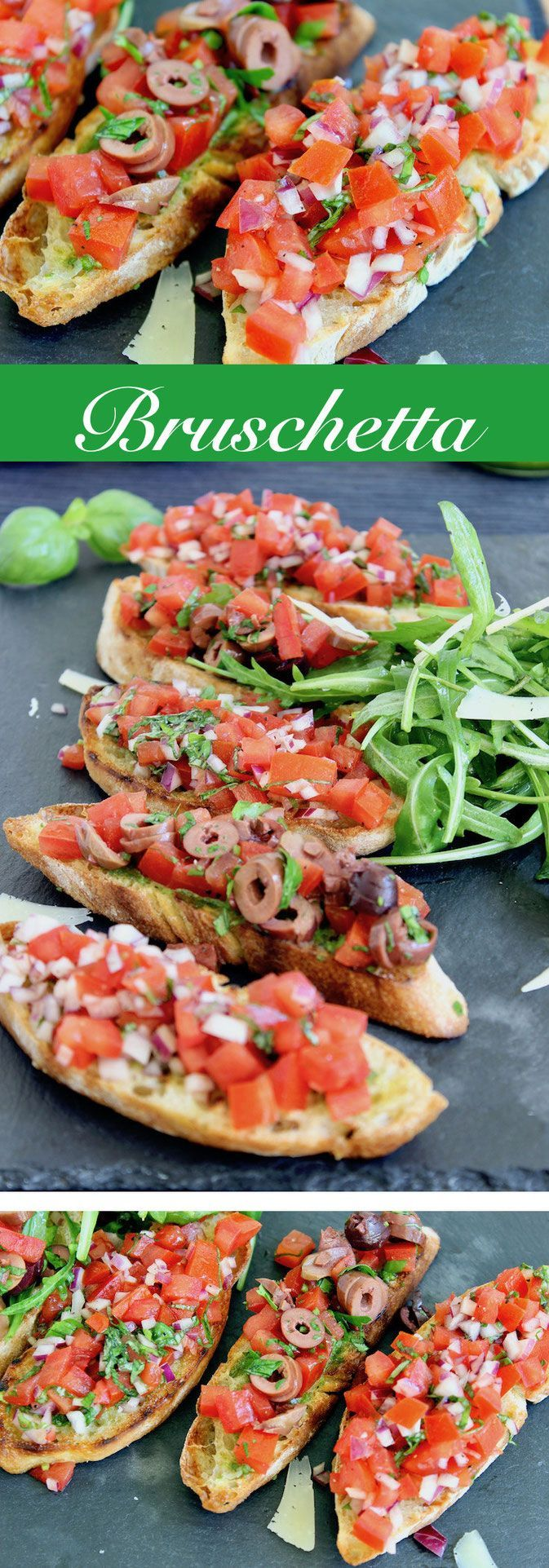 Photo of Bruschetta, die perfekte Vorspeise!