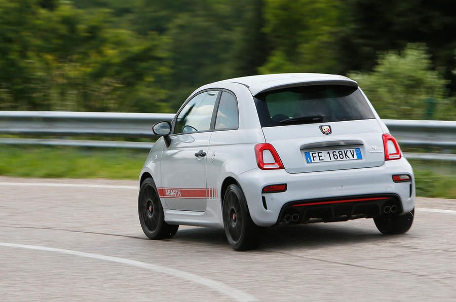 2016 Abarth 595 Competizione Review Fiat 500 Small Cars Cool Cars