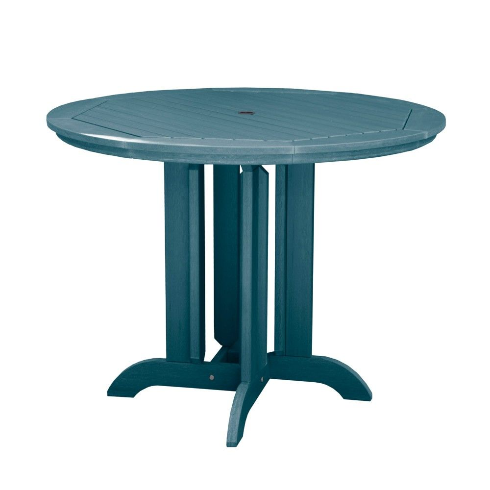869b5b5a406 This generously proportioned 48 round dining table in Counter height (36