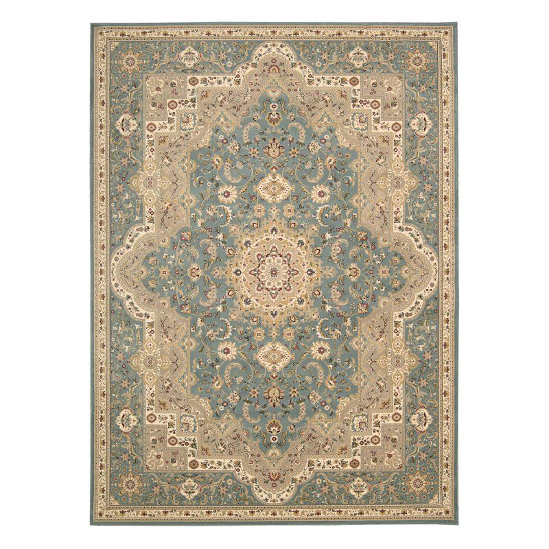 Kathy Ireland By Nourison Ant06 Antiquities Area Rug 99446236814