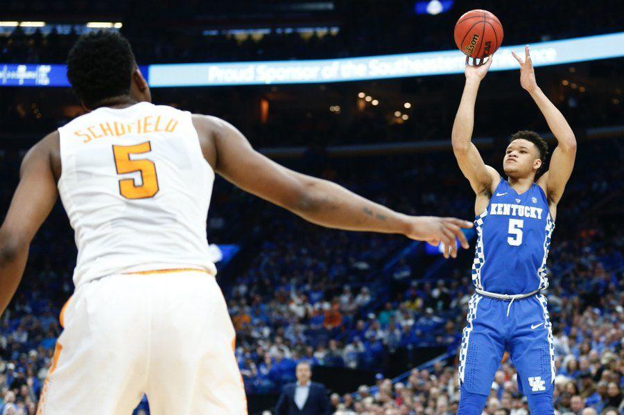 Kevin Knox Kentucky Kentucky Basketball Uk Basketball