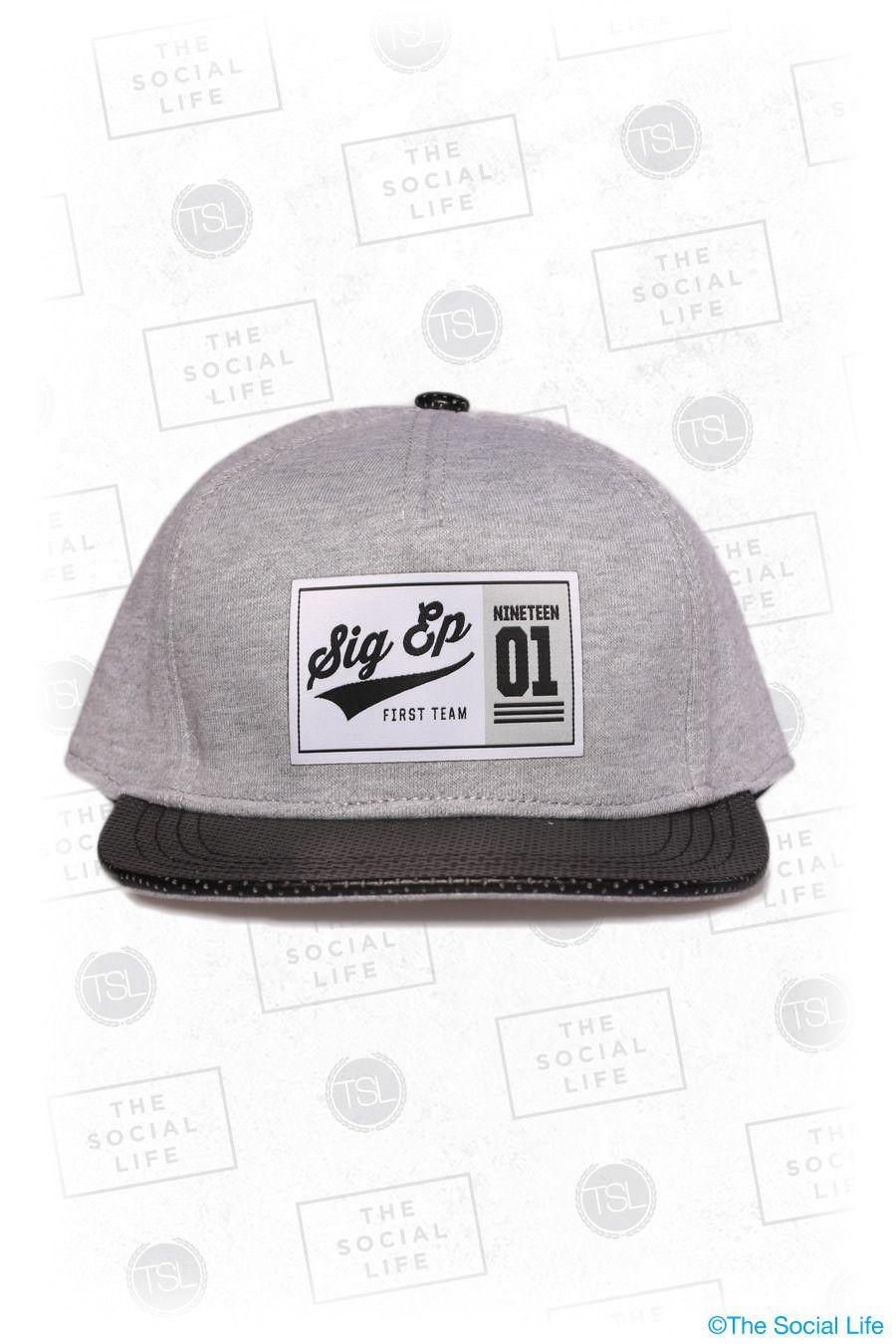 SigEp - Premium Athletic Jersey Hat