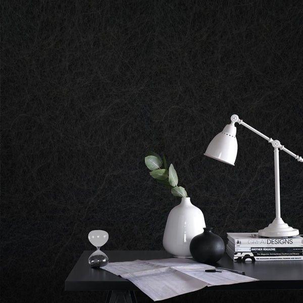 Graham & Brown Reflections Black behang