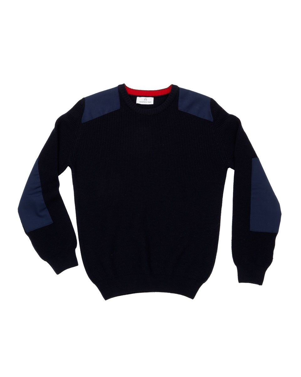 Routemaster Sweater £154
