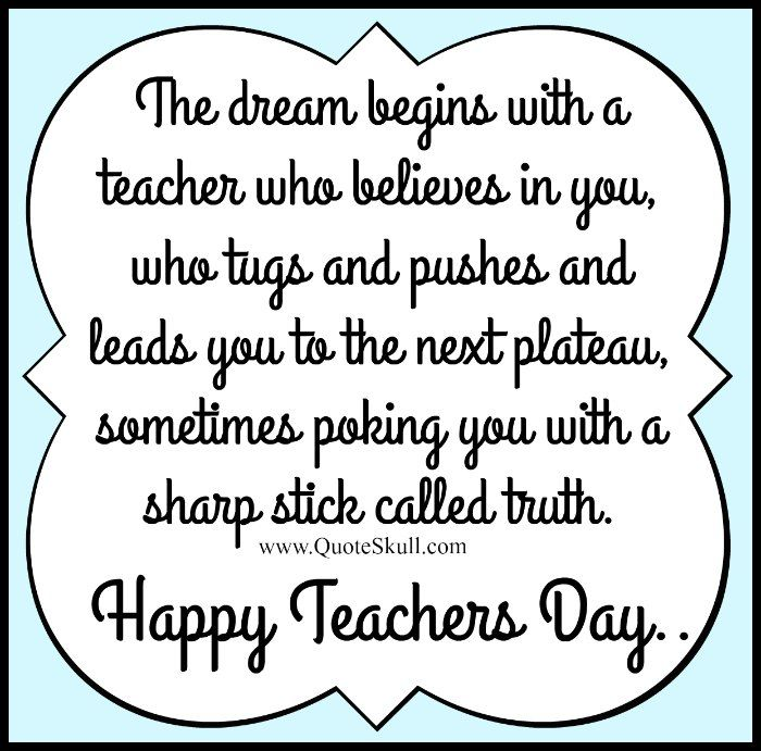 Teachers Day Quotes Messages Happy Teachers Day Quote Of The Day Image Quotes