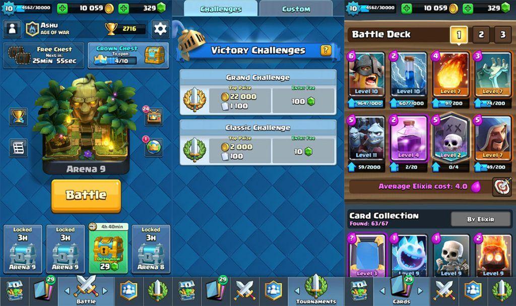 Download Clash Royale V1 5 0 Mod Apk Jogos De Estrategia Clash