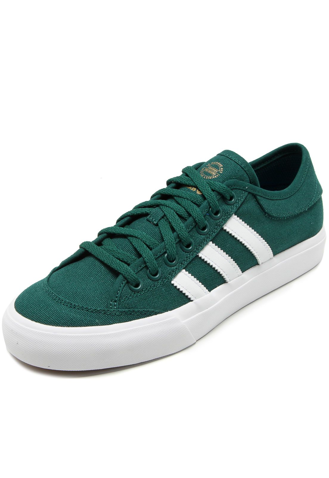 Tío o señor Arena estoy de acuerdo  Tênis adidas Skateboarding Matchcourt Verde | Tenis verde, Tenis adidas,  Comprar tenis adidas