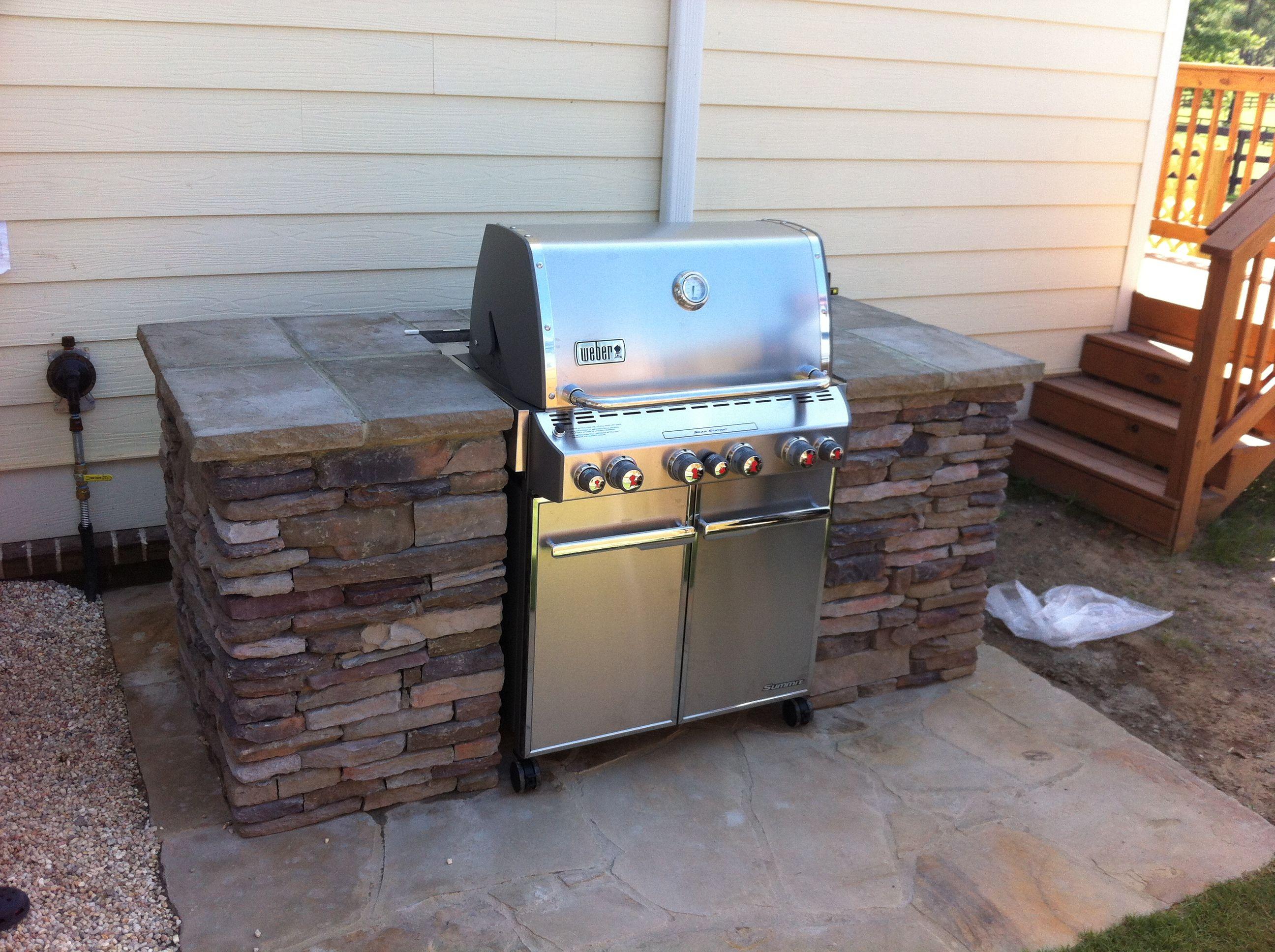 Outdoor Bbq Kitchen Islands On Pinterest Outdoor Kitchens Bbq Outdoor Kitchen Island Outdoor Remodel Backyard Kitchen