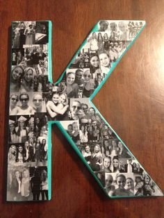 Diy 16th birthday gift ideas google search pinteres this would be cute as a wedding gift idea last name initial and wedding photos negle Images
