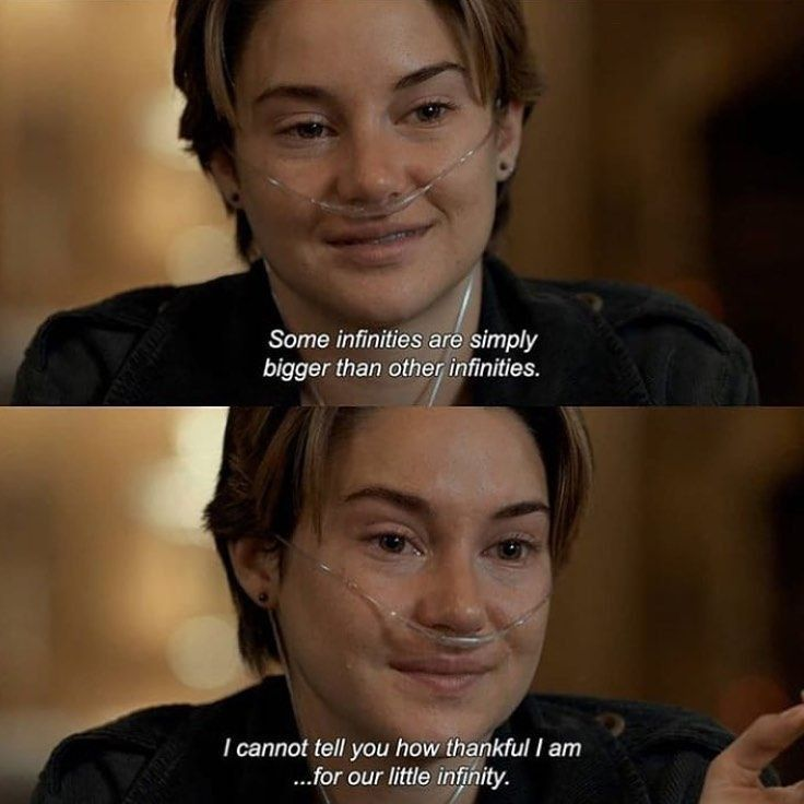 24 best lines from The Fault in our stars in 2020   The ...