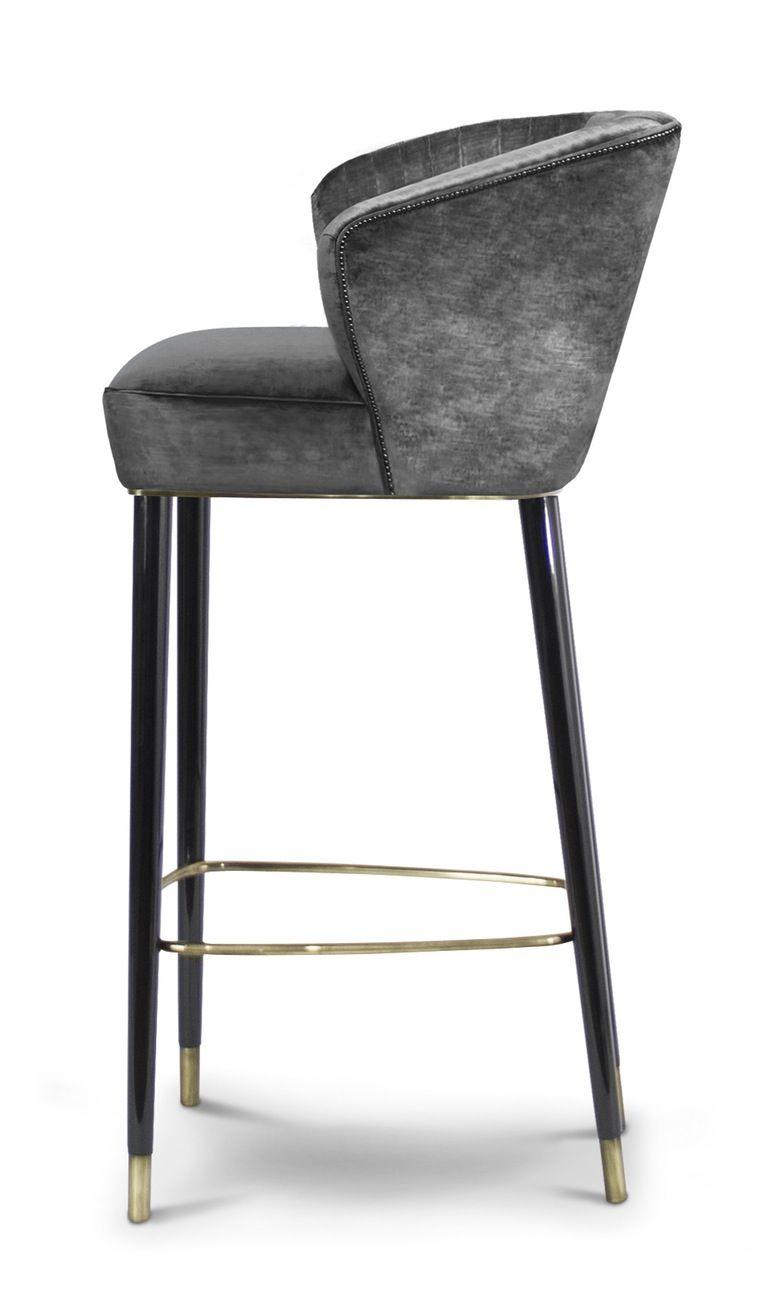 Nuka  bar  counter chair  FURNITURES  DETAILS