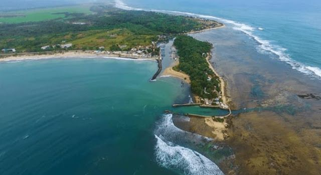 Pantai Santolo Pameungpeuk Garut Yang Indah Dan Menawan