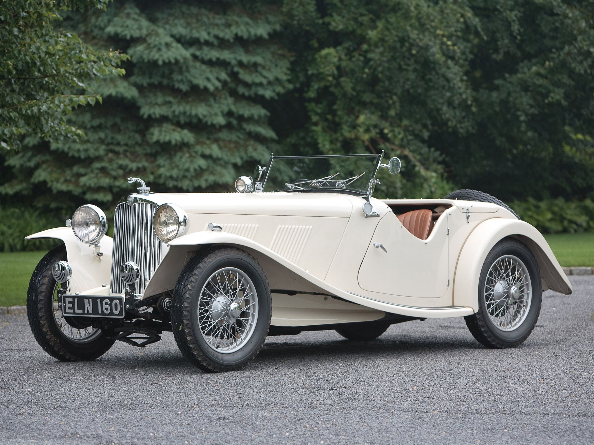 1937 AC 16/80 Competition Sport