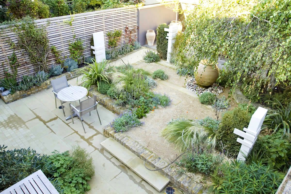 Small Garden Ideas Uk Small Garden Ideas On A Budget Garden Image ...