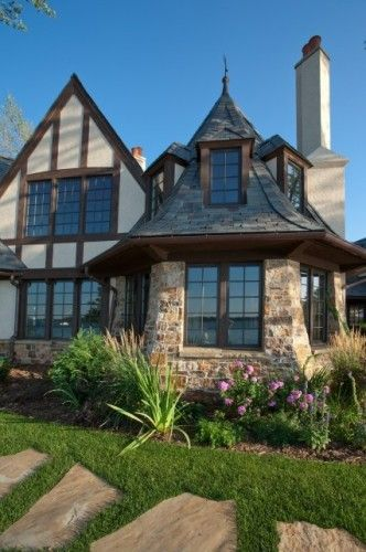 Merveilleux Tudor Home Design, Pictures, Remodel, Decor And Ideas