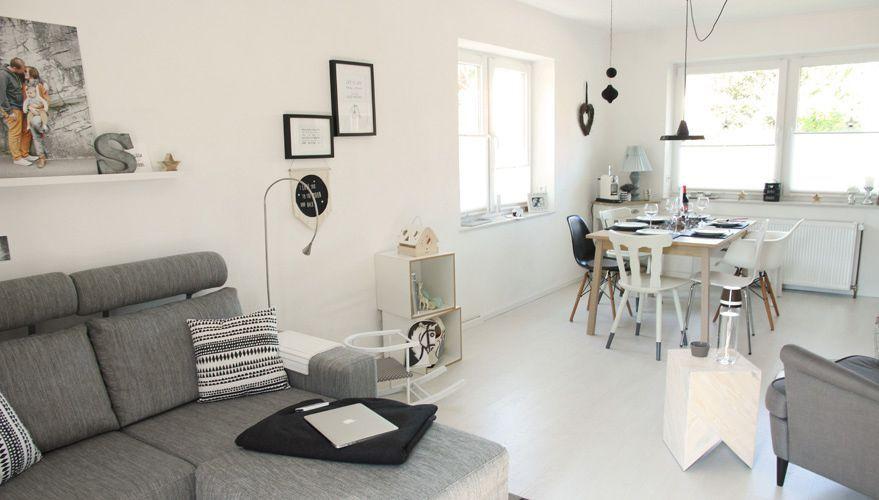 Kleine Zimmer einrichten? » Tolle Tipps für den Wohnbereich - kleines wohnzimmer ideen