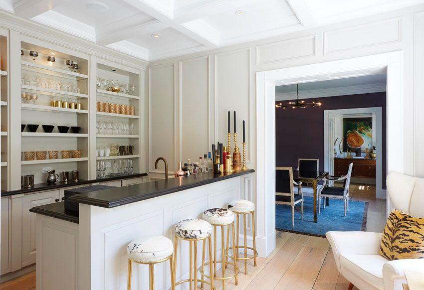 37 Custom Home Bars (Design Ideas & Pictures) | Home Bar Ideas ...
