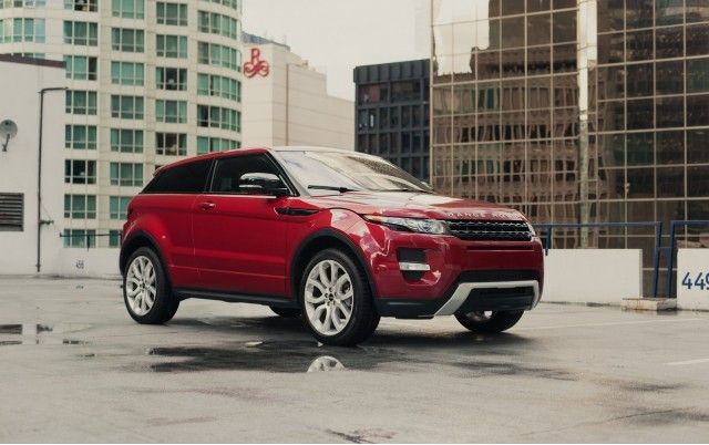 2012 Land Rover Range Rover Evoque First Drive Review Range Rover Evoque Range Rover Land Rover