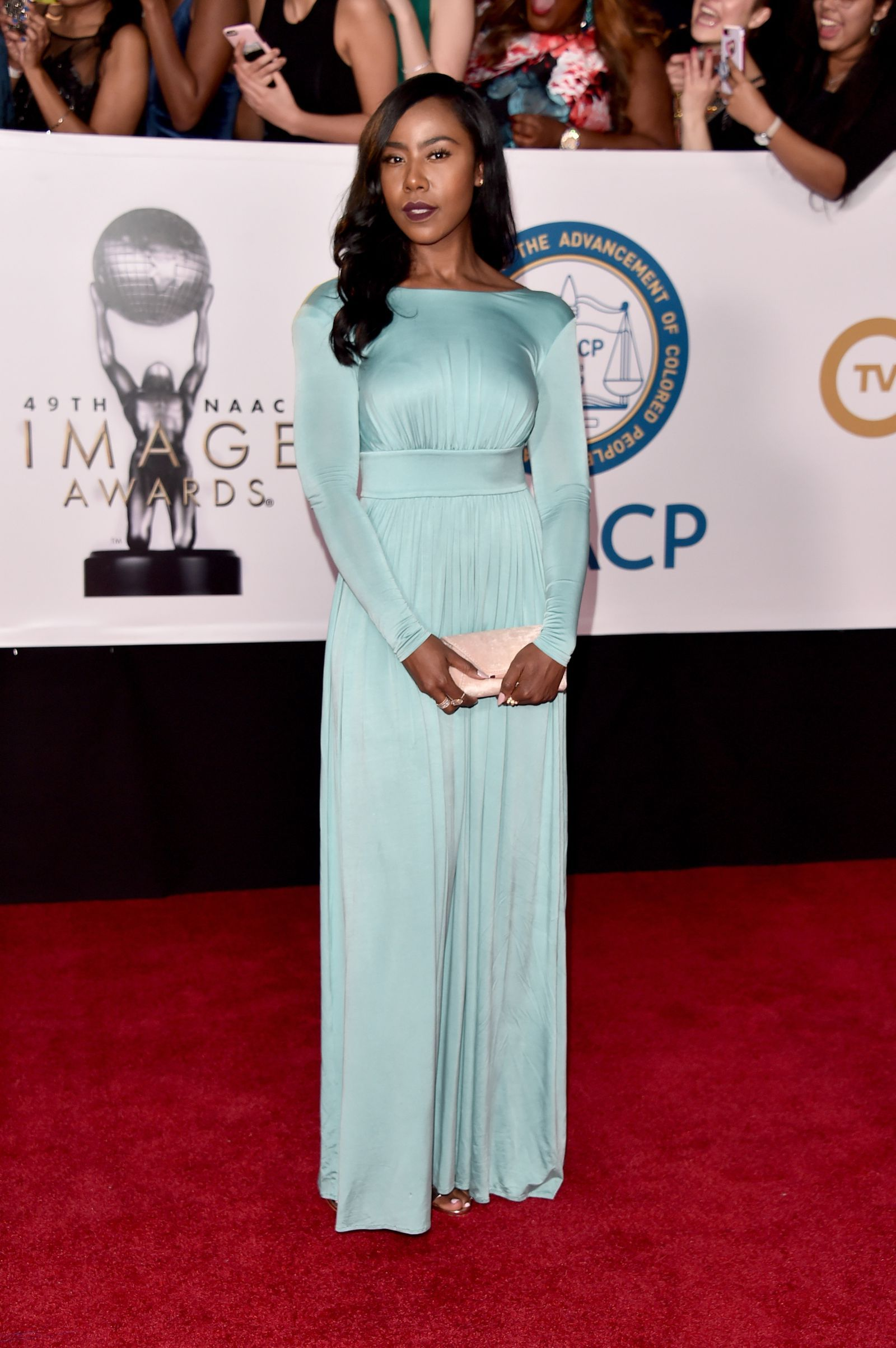85f94fe8122 All the Looks From the 49th NAACP Image Awards Red Carpet