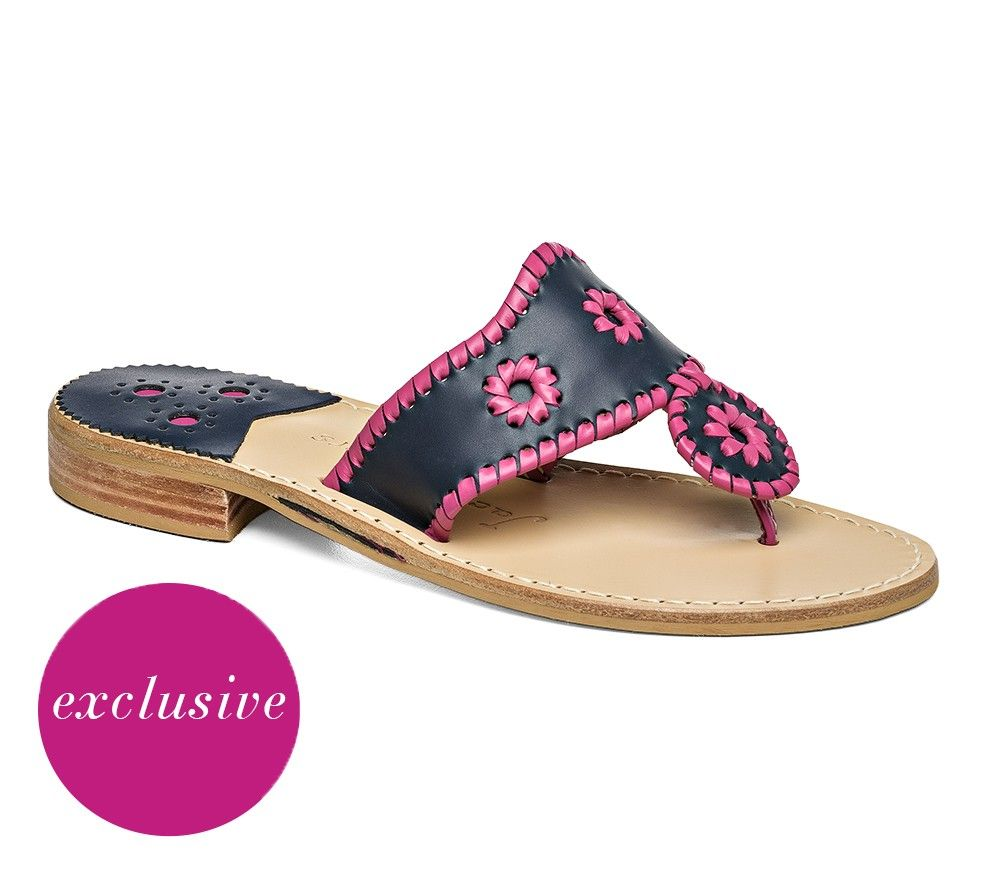 Exclusive Anniversary Sandal Jack Rogers Jackrogersusa Com Jack Rogers Sandals Footwear Design Women Shoes
