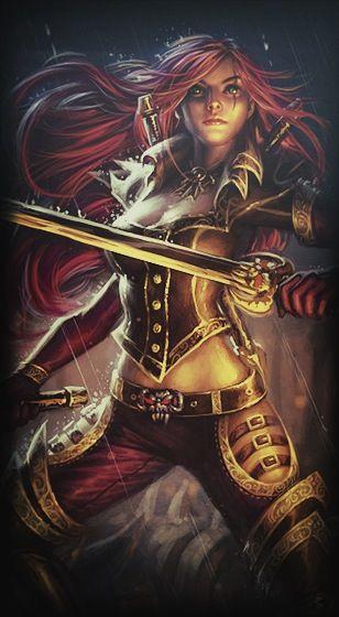 High Command Katarina Lol League Of Legends League Of Legends Characters Lol League Of Legends