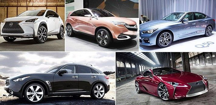 Luxury Vehicle: Best Asian Luxury Car Brands 2015