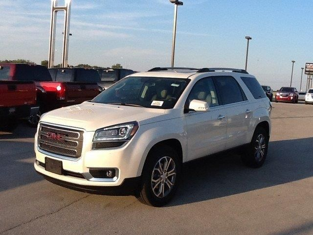 2014 Gmc Acadia Slt 2 Slt 2 4dr Suv Suv 4 Doors White For Sale In