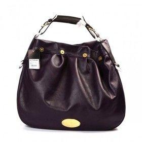 d9c5605d78 Modern Mulberry Women Mitzy East West Leathers Hobo Bag Purple £141.91