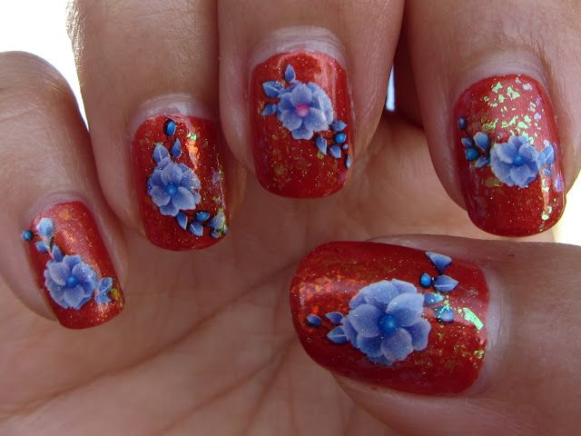 Water decals & Nfu Oh flakies
