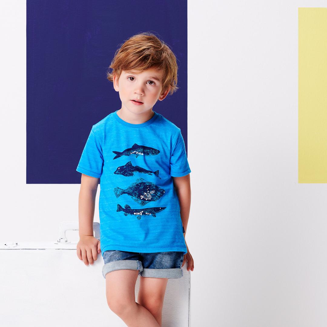 Noppies T Shirt Robinson Kind Mode Kindermode T Shirt